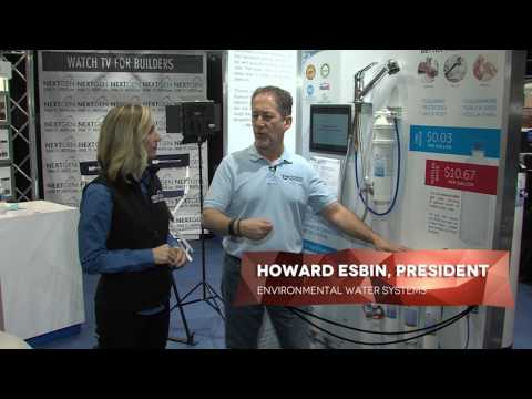 Water Filtration Solutions from EWS for the NextGen Home Experience