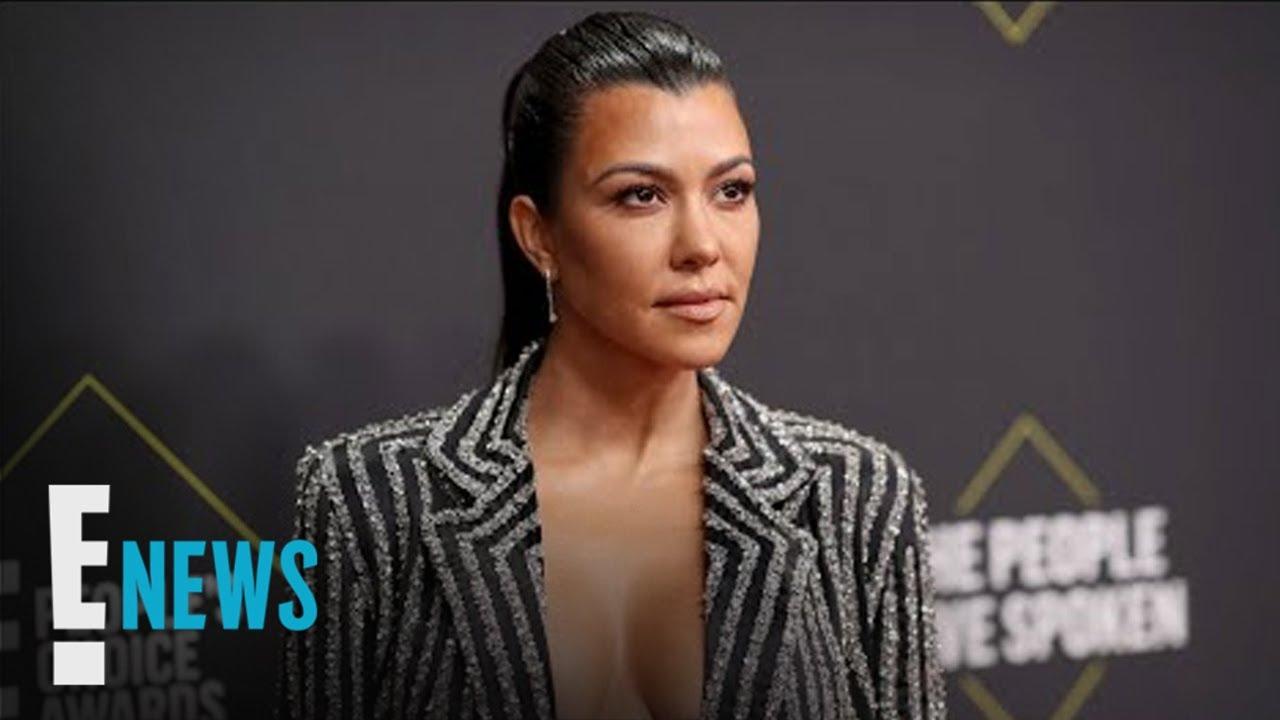 See Kourtney Kardashian's Sweet Welcome Home Surprise!
