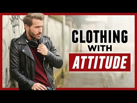 5 Pieces Of Clothing With EXTREME Attitude | Statement Style Pieces For Men | RMRS