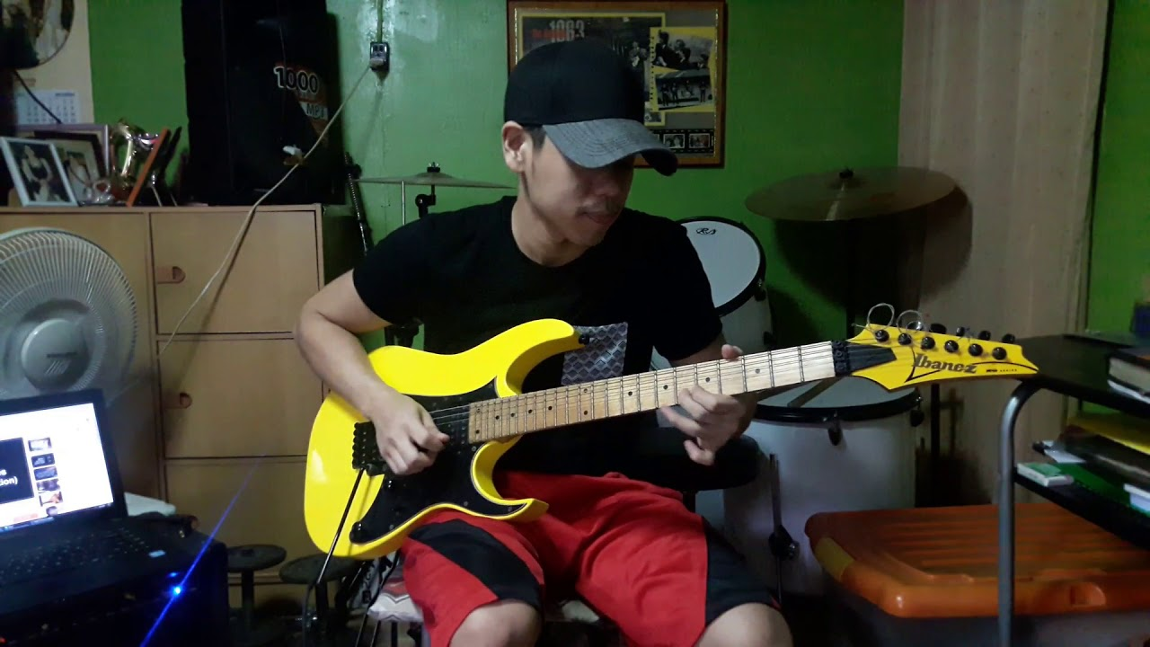how to play better days on guitar