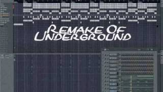 Eminem - Underground (Relapse) Instrumental W/ No HOOK FULL BEAT
