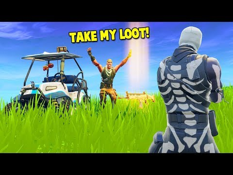 I Swapped Loot After Every Kill on Fortnite (LOOT SWAP CHALLENGE)