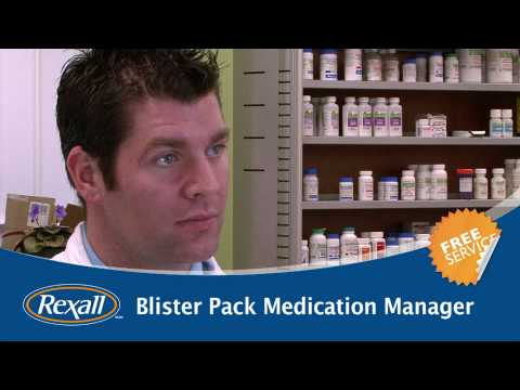 Forbes Pharmacy Blister Packing Victoria BC (Nimpkish Media)