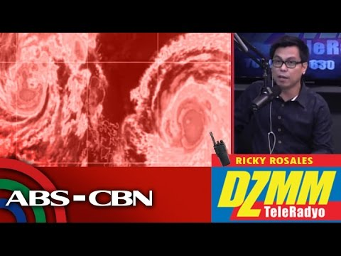 DZMM TeleRadyo: Typhoon 'Lawin' strengthens; Signal no. 1 in 4 areas