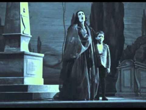 Joan Sutherland ❦ Rodelinda: L'empio rigor del fato