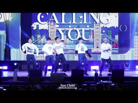 [4k] 170714 하이라이트(Highlight) - 'Calling you' 직캠 @ 울산 남다른 행복콘서트 by Sun Child