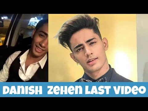 Danish Zehen Car Accident Live Video I Miss You Bro Youtube