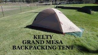 Gambar cover Kelty Grand Mesa 2 Tent