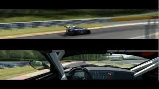 Phuzion Records BMW Z4 in Project Cars (Eyefinity) @ Spa (With Music)