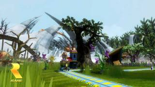 Viva Pinata: Trouble in Paradise - Trailer 4 E3 2008 Train Toy Box (6)