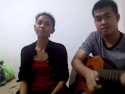 Manuk Dadali - Acoustic Cover By Dita (vocal) & Bobby (guitar)