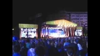 Concert Andre Rieu, vineri 5 iunie 2015 (5.06.2015), Bucuresti, Piata Constitutiei 23
