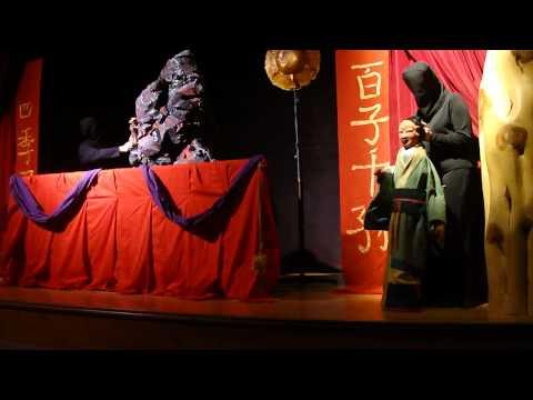 Stonecutter Puppet Show Nashville Public Library