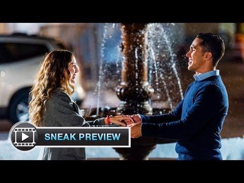 Enchanted Christmas  Exclusive Sneak Peek Carlos PenaVega, Alexa PenaVega  Hallmark Channel