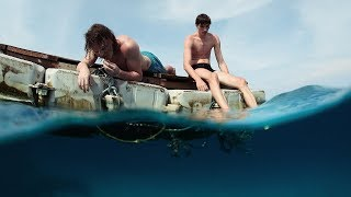 Unbelievable Tales of Shipwreck & SURVIVAL at Sea!