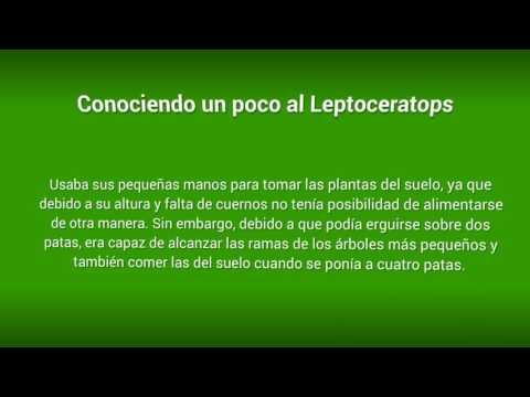 Leptoceratops | Enciclopedia sobre Dinosaurios