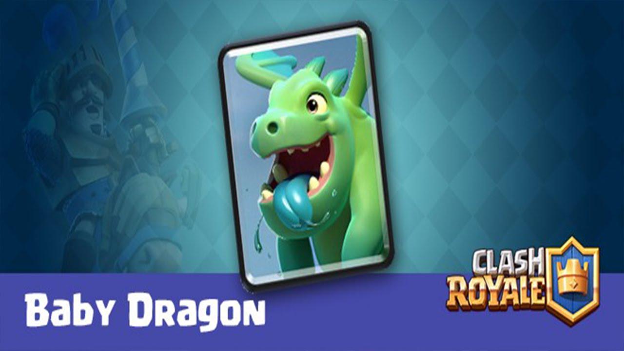 Clash royale wallpaper baby dragon