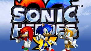 Sonic Heroes (PC Gameplay) Part 1 [Team Heroes]