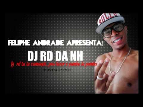 MONTAGEM 2013 - DJ RD TÁ TE CHAMANDO , PRA FAZER O PUMBA LA PUMBA ♪