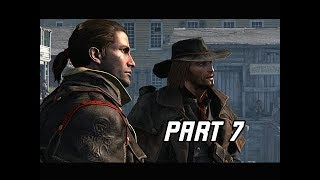 Assassin's Creed Rogue Remastered Walkthrough Part 7 - MORRIGAN (4K Let's Play Commentary)