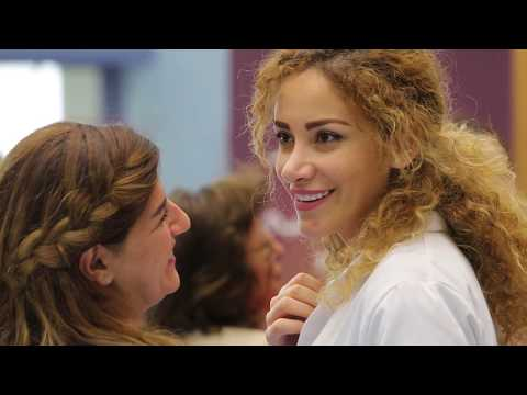 CHRISTMAS FLASH MOB AT SAINT GEORGE HOSPITAL BEIRUT