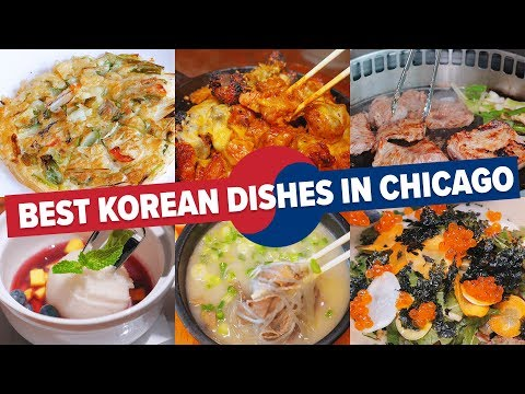 The Six Best Korean Dishes In Chicago