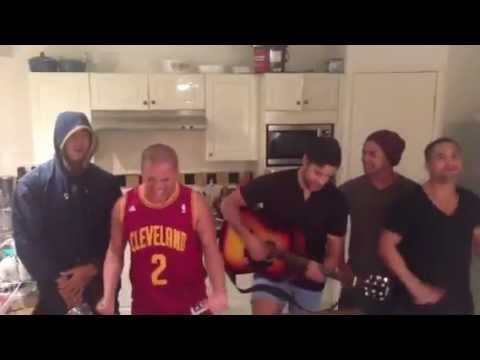 Unchained Melody Cover (Stan Walker Jam session)