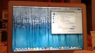 Setup Google Calendar with Macbook iCal (Calendar Settings)