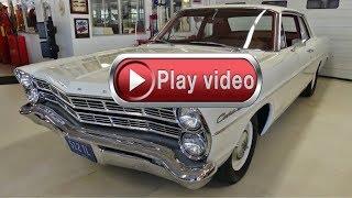 1967 Ford Custom 500 27k Actual Miles