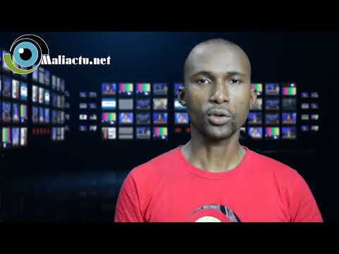 Mali : L'actualité du jour en Bambara (vidéo) Vendredi 16 mars 2018
