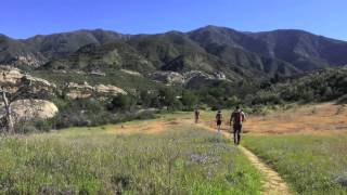 Camping/Hiking Trip 2015 - Los Padres National Forest