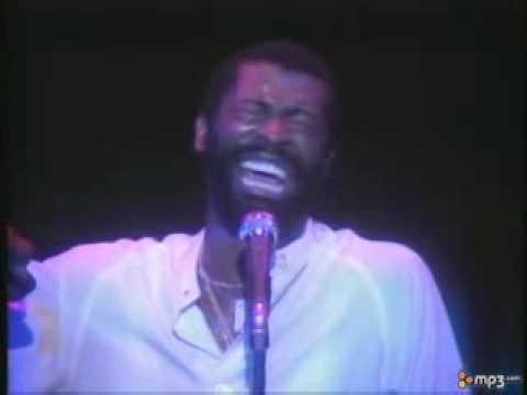 Teddy Pendergrass - All By Myself (live), Teddy Pendergrass Video.rm