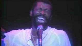 Teddy Pendergrass - All By Myself (live), Teddy Pendergrass Video.rm