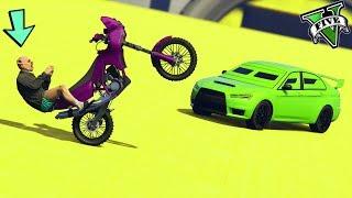 GTA 5 ONLINE 🐷 KURUMA VS MOTO !!! 🐷 LTS 🐷N*297🐷 GTA 5 ITA 🐷 DAJE !!!!!!!