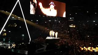 Breathe -   Backstreet Boys   - DNA Tour 2019 ForumAssago Milano