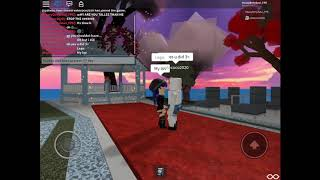 Roblox With Nellie And Gg! || Pt 1 || Wedding!