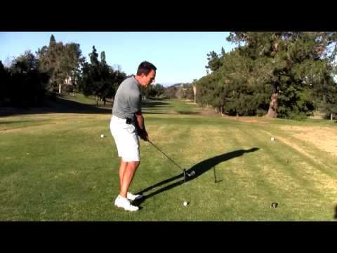 Golf Swing Tips – Downswing – Playing a draw – Mike Wydra