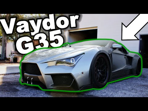Vaydor G35 Review on