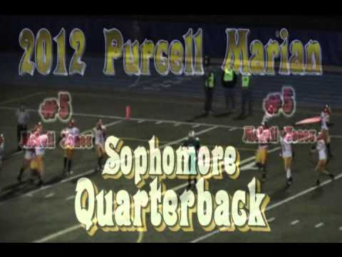 2012 Mckell Jones Purcell Marian High School