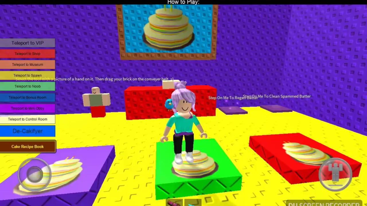 Make A Cake And Feed The Giant Noob Roblox Youtube - Taizontas Enan Noob 1 Make A Cake And Feed For A Giant Noob