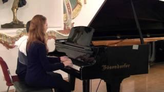 A.Dvorak.Slavischer Tanz  No.2 op.72,e-Moll
