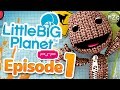 LittleBigPlanet PSP Gameplay - Story Mode Playthrough - Episode 1