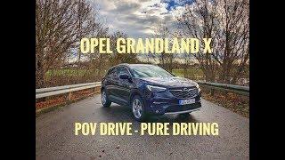Opel Grandland X 1.5D Automatik | POV Drive by UbiTestet