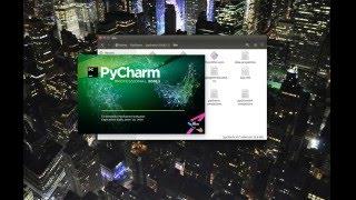 Як відкрити базу даних SQLite PyCharm Professional. Налаштування проекту.