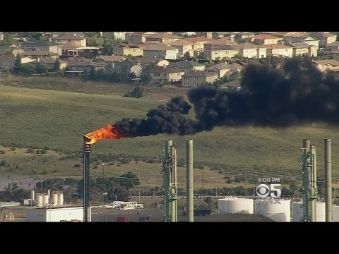 Valero's Benicia Refinery Spewed Alarming Amount Of Chemicals During Power Outage