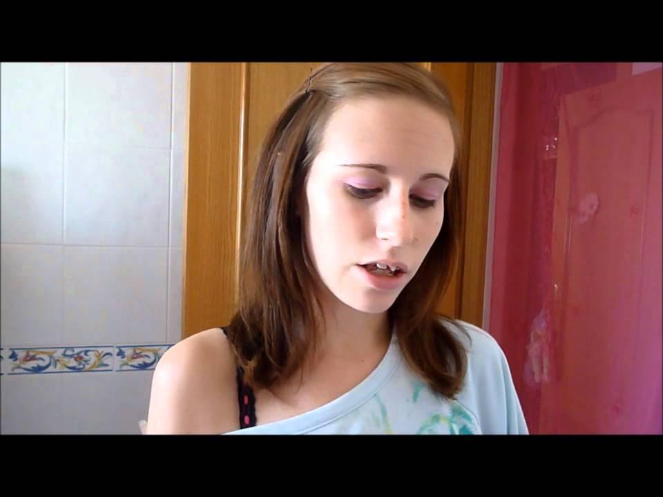 bunny halloween make up tutorial - YouTube