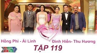 VỢ CHỒNG SON - Tập 119 | Hồng Phi - Ái Linh | Đình Hiển - Thu Hương | 15/11/2015