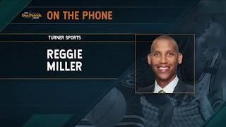 Reggie Miller Talks Raptors-Warriors, Kawhi, Durant, Lakers & More w/Dan Patrick   Full Interview