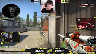 S1mple Supreme Matchmaking