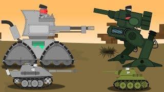 Битва танковых монстров, Девастатор и КВ- 2X